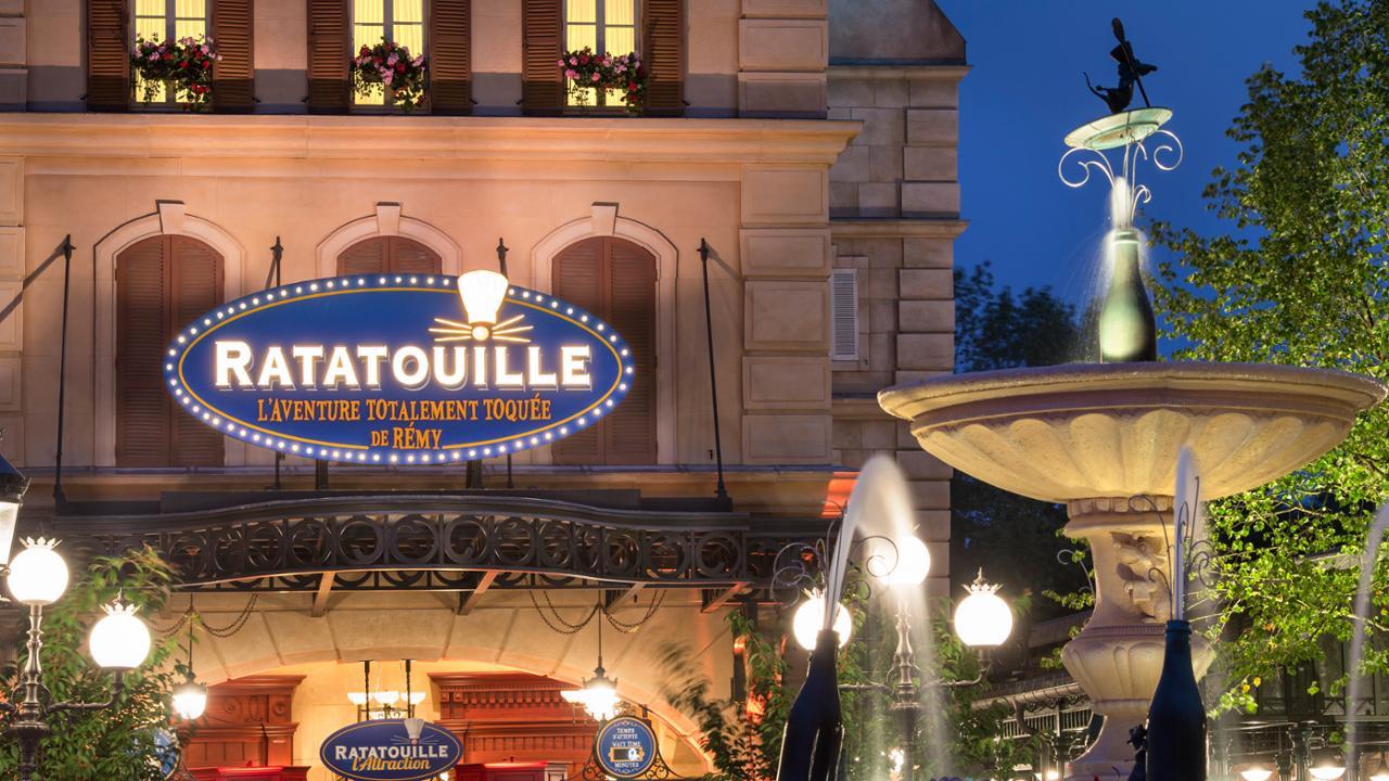 Ontdek Walt Disney Studios Park: Ratatouille, the Adventure