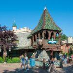 Ontdek Disneyland Park: Peter Pan's Flight